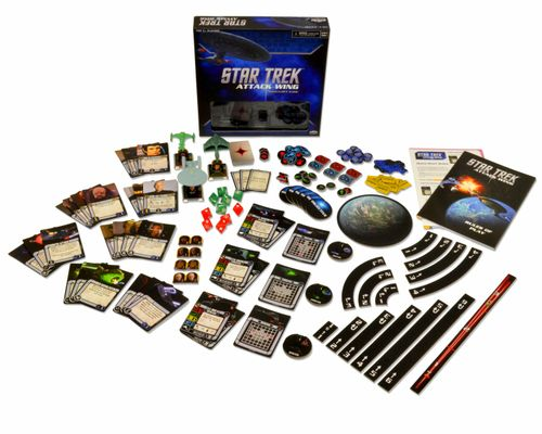 Board Game: Star Trek: Attack Wing