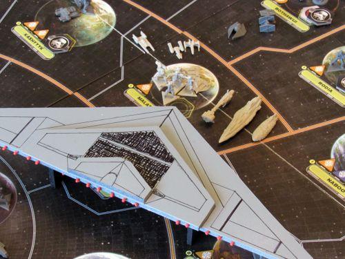 Fan Expansion - Snoke's Ship The Supremacy   Star Wars