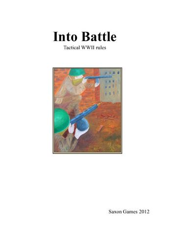 Board Game: Into Battle
