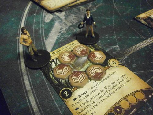 Two Part Scenario Arkham Horror The Card Game Heart Of The