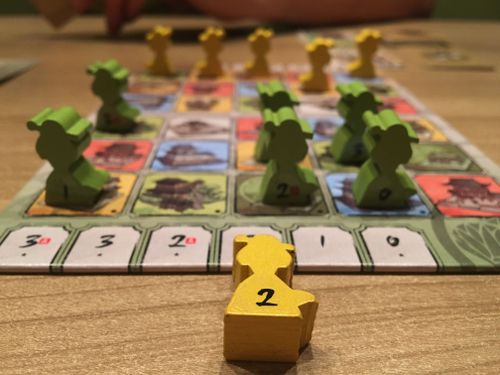Shades of boardgaming boardgamegeek next up would be rajas of the ganges this one hit me like a well thrown rock you do have worker placement and your resources for payment on some action is solutioingenieria Gallery