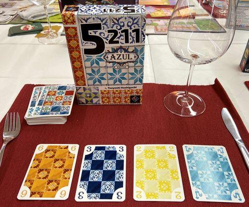 Board Game: 5211
