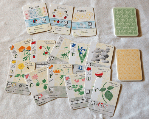 Board Game: Wildflowers