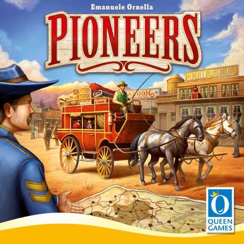 パイオニア (Pioneers):カバーアート