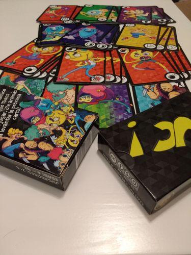 Board Game: Zuc!