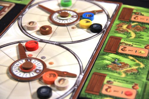 Board Game: Glass Road