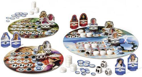 Board Game: Star Wars: Galaxy Rebellion