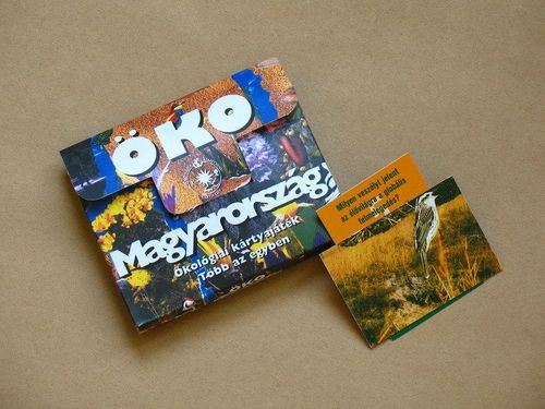 Board Game: ÖKO-Magyarország