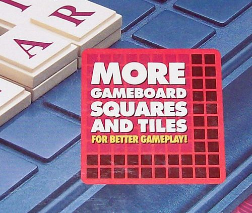 More options and easier scoring than Scrabble   Upwords   BoardGameGeek