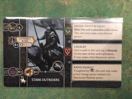 Review from a non-wargamer    A Song of Ice & Fire: Tabletop