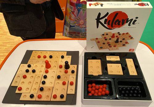 Board Game: Kulami