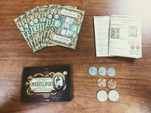 Board Game: Doctor Smuglfreud's Marvelous Machine