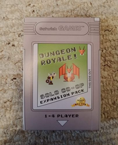 Board Game: Dungeon Royale