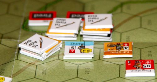 Board Game: Nothing Gained But Glory