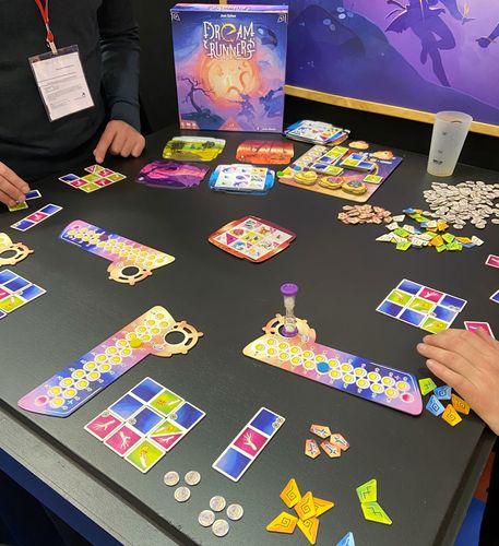 Board Game: Dream Runners