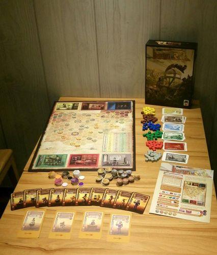 Board Game: Iberian Rails