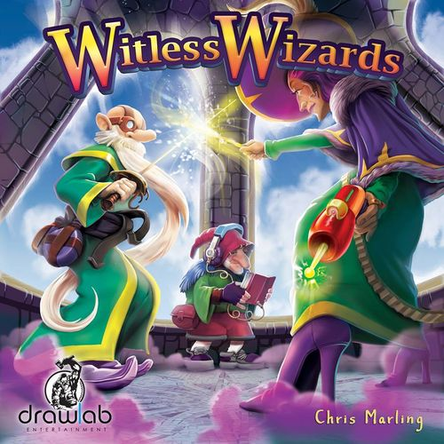 Board Game: Witless Wizards