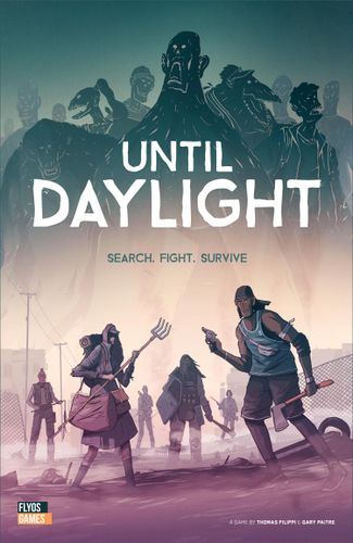 Board Game: Until Daylight