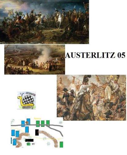 Board Game: Austerlitz 05