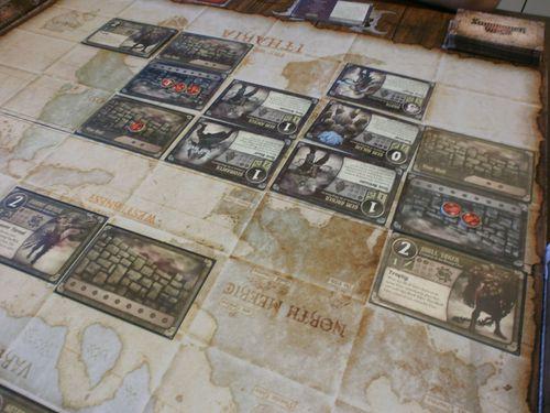 Board Game: Summoner Wars: Swamp Orcs – Second Summoner