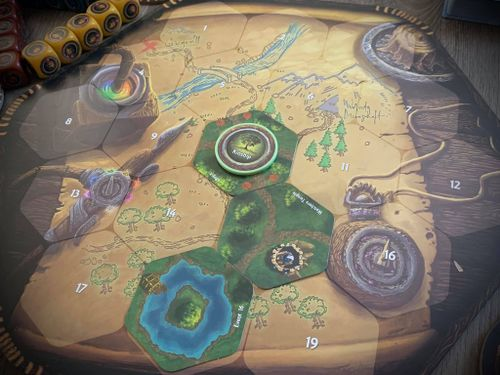 Dawnshade Tiles Map