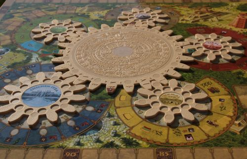 Board Game: Tzolk'in: The Mayan Calendar
