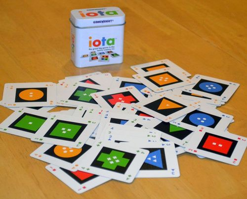 Board Game: IOTA