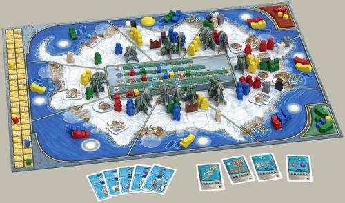 Board Game: Antarctica