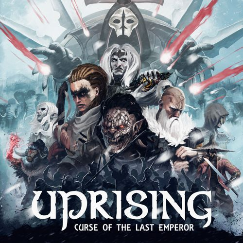 Uprising: Curse of the Last Emperor Cover Artwork