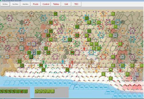 PC Version   D-Day at Omaha Beach   BoardGameGeek