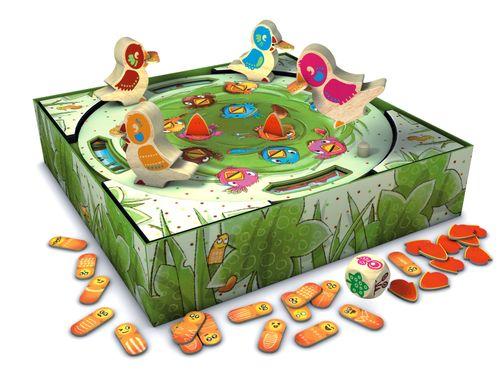 Board Game: Schmatzspatz