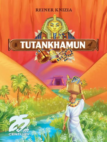 Board Game: Tutankhamun
