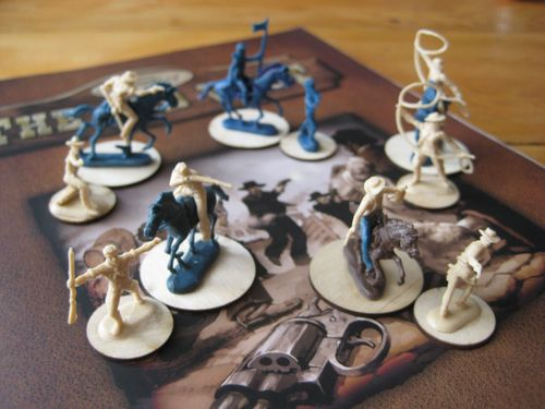 Board Game: Legends of the Old West