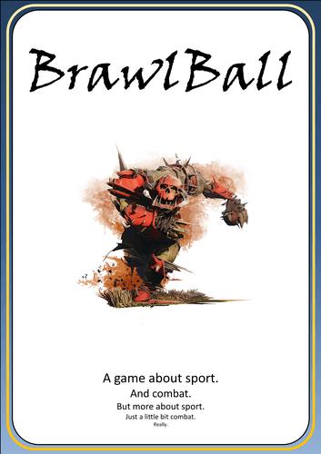 Board Game: BrawlBall