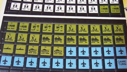 Board Game: The Fall of South Vietnam