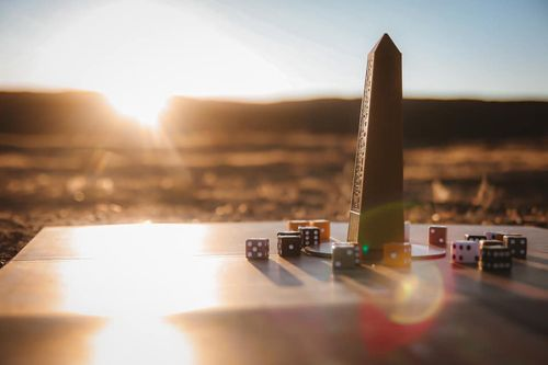 Board Game: Tekhenu: Obelisk of the Sun