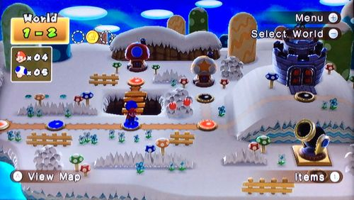 Geeklists For Newer Super Mario Bros Wii Holiday Special