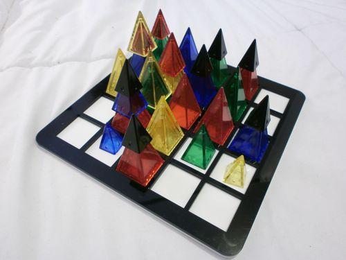 Board Game: Caldera