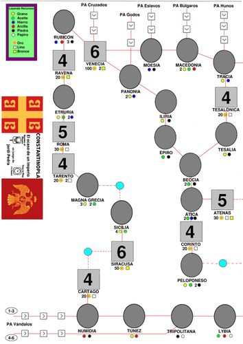 Board Game: Constantinopla: El ocaso de un imperio