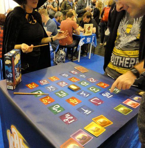Board Game: Abra Kazam!