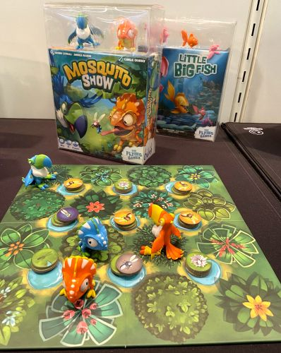 Board Game: Mosquito Show