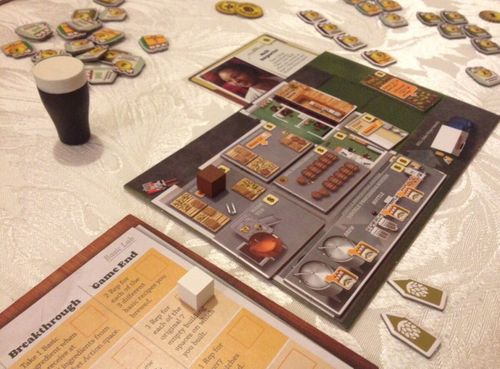 Homebrewing | It Beats Watching The TV | BoardGameGeek
