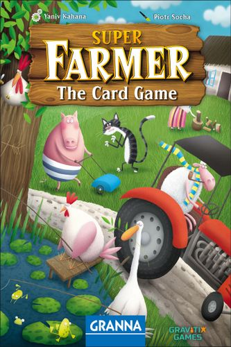Board Game: Super Farmer: The Card Game