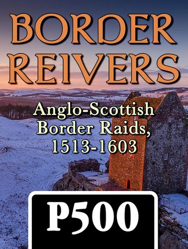 Board Game: Border Reivers