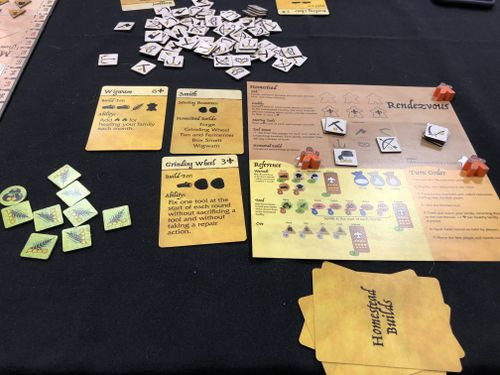 Wheat from the Chaff | BoardGameGeek