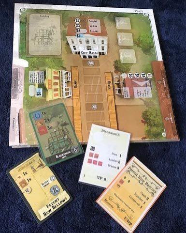Board Game: Nevada City