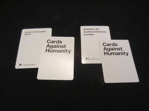 Board Game: Cards Against Humanity