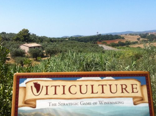 Board Game: Viticulture
