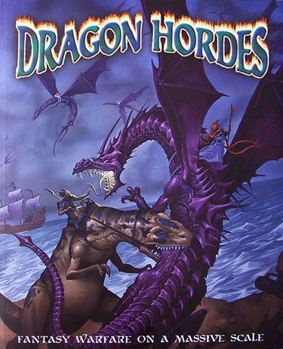 Dragon Hordes Battle Report | Affordable Science Fiction and