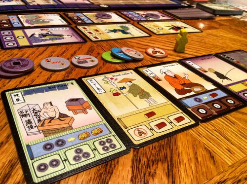 Board Game: IKI